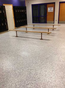 mcaleer-epoxy-floor-locker-room-application-school-university-college-south-alabama