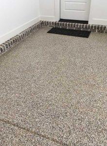 mcaleer-epoxy-floor-with-flakes-garage-loxley-stockton-stapleton-summerdale-alabama