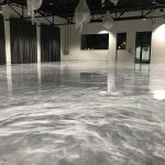 mcaleer-epoxy-floors-large-ballroom-application-non-skid-metallic-epoxy-application-gulf-shores-orange-beach-fort-morgan-alabama