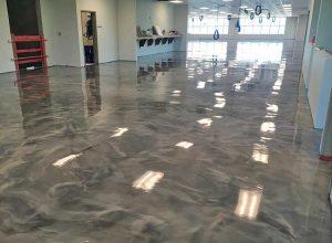 mcaleer-large-industrial-epoxy-floor-application-metallic-epoxy-floors-mobile-alabama