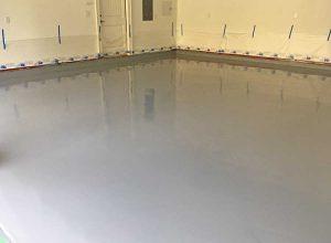 mcaleer-solid-color-epoxy-garage-floor-coating-daphne-fairhope-malbis-alabama