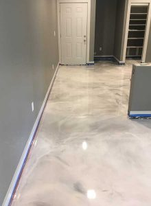 white-marble-epoxy-floor-coating-for-office-space-mobile-alabama