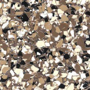 mcaleer-epoxy-garage-floor-color-blend-autumn-brown-blend-daphne-fairhope-foley-alabama